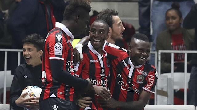 Nice were in excellent form to see off the challenge of the Ligue 1 holders, but the pick of the goals was scored by the Portuguese star
