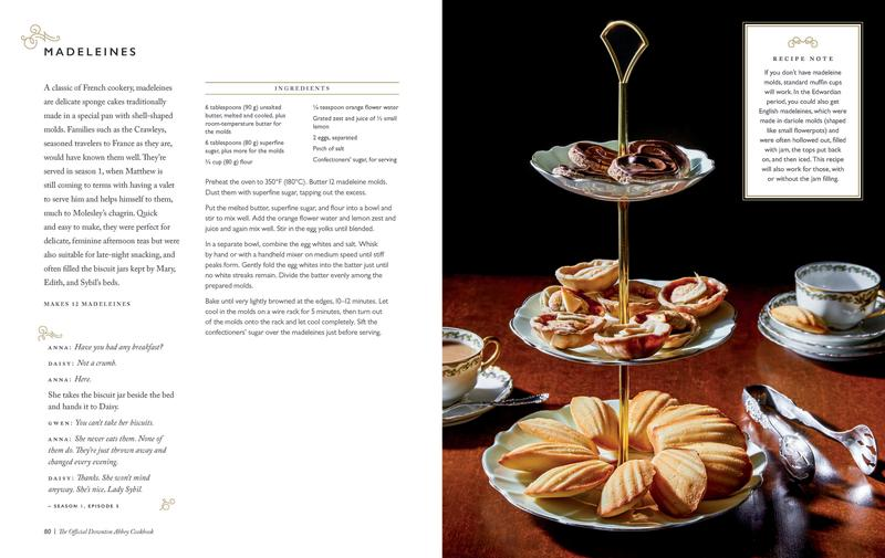 The Official Downton Abbey Cookbook (Photo: John Kernick/Courtesy Everett Collection)
