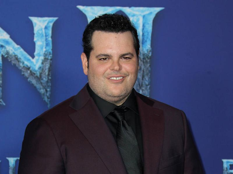 Josh Gad shares video of himself in tears as he struggles with coronavirus emotions