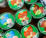 "<p>It can be tough for vegans to find good ice cream, but Aldi rises to the challenge. Earth Grown's Non-Dairy Frozen Dessert comes in flavors like classic vanilla and chocolate as well as decadent Mocha Fudge. A pint of frosty sweetness made with almond milk, so this item is an instant <a href=""https://www.instagram.com/aldi.mademedoit/"" rel=""nofollow noopener"" target=""_blank"" data-ylk=""slk:favorite"" class=""link rapid-noclick-resp"">favorite</a> for vegans and healthy eaters. </p>"