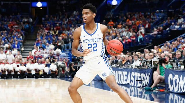 Where will Shai Gilgeous-Alexander go in the draft? The Crossover's Front Office breaks down his strengths, weaknesses and more in its in-depth scouting report.