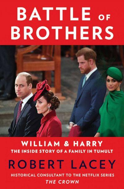 'Battle of Brothers' -- new book by Robert Lacey.  (HarperCollins Publishers)