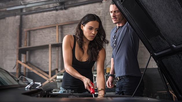 Michelle Rodriguez's return to 'Fast & Furious' was a