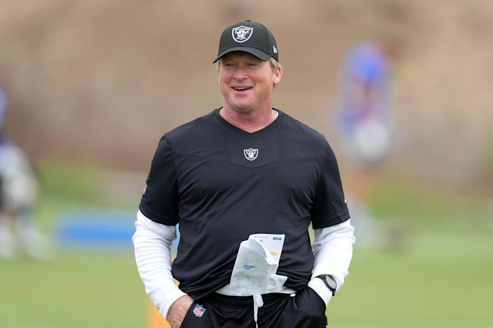 Jon Gruden's email were among the 650,000 messages provided to the NFL as part of the Washington Football Team investigation.