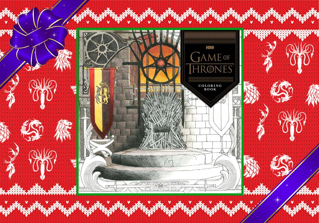 Christmas is coming 10 game of thrones gift ideas for for Cool game of thrones gifts