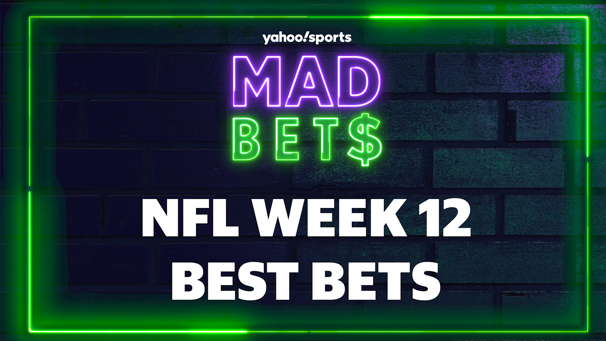 Mad Bets Nfl Week 12 Best Bets