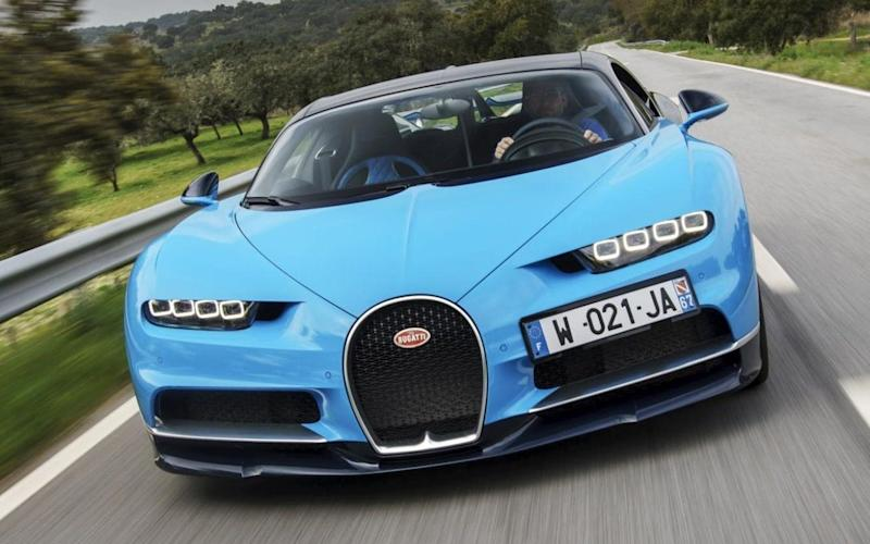 The Bugatti Chiron – is this the biggest car launch of the year so far, or just another irrelevant hypercar? - Dominic Fraser
