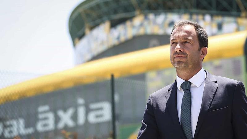 Footballers being tested for coronavirus more than doctors is ridiculous - Sporting president Varandas