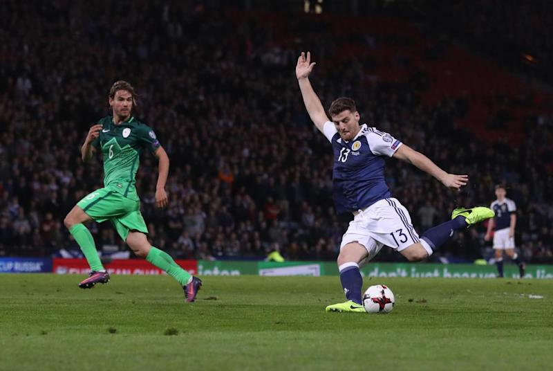 Martin's strike saved Scotland's World Cup hopes (Getty)