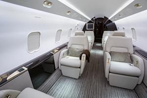 Bombardier to offer customers full spectrum of services from touch-ups to full cabin refurbishments
