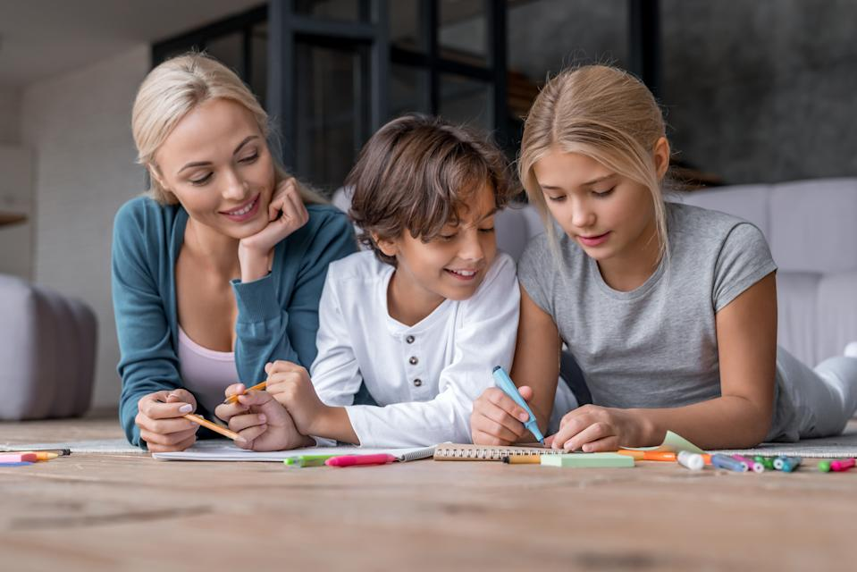 Some families are nanny sharing with another household as a way to cut childcare costs. (Photo: Getty Images stock)