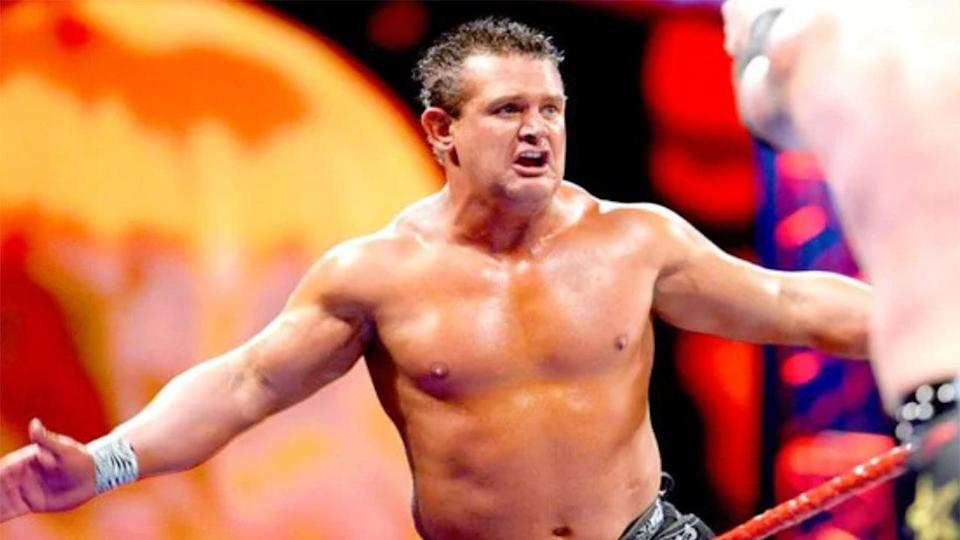 Brian Cristopher Lawler was a fan favourite in the WWE. Pic: WWE