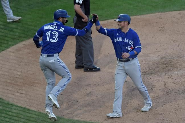Blue Jays balance final week of season with eye on likely post-season appearance