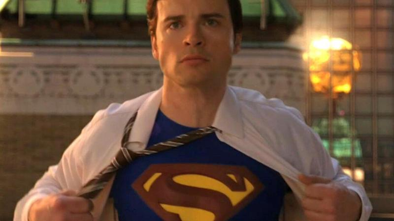 Tom Welling to Reprise 'Smallville' Role in 'Crisis on Infinite Earths' Arrowverse Crossover