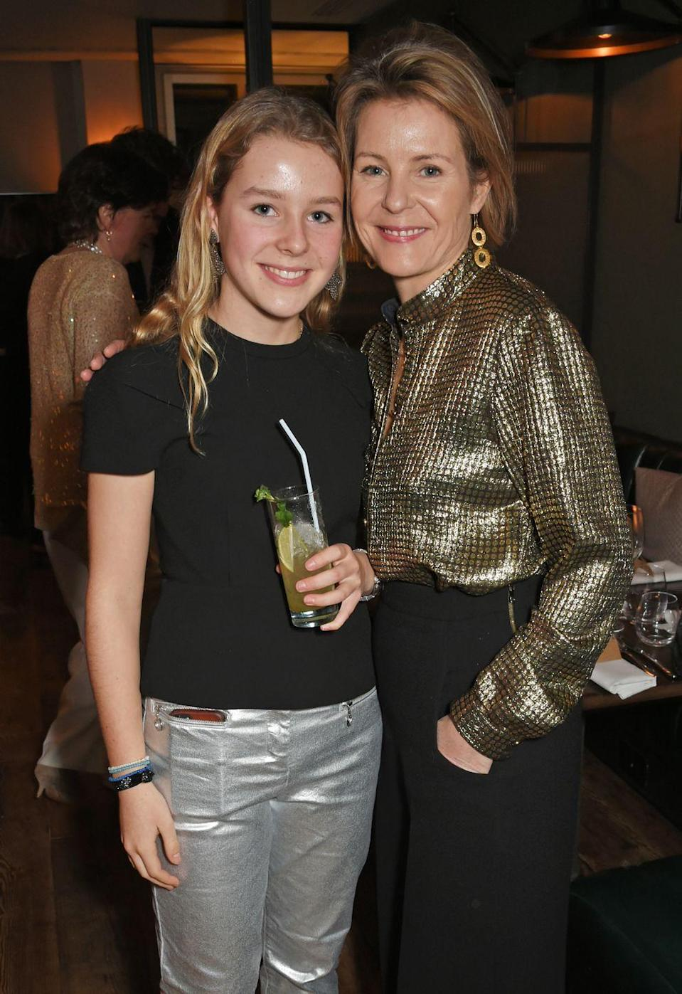"""<p>Lady Margarita (pictured left, with her mother Serena) is David's second child and Princess Margaret's only granddaughter. Lady Margarita was <a href=""""https://www.popsugar.com/celebrity/Royal-Wedding-Bridesmaid-Margarita-Armstrong-Jones-44610095"""" rel=""""nofollow noopener"""" target=""""_blank"""" data-ylk=""""slk:one of Kate Middleton's bridesmaids"""" class=""""link rapid-noclick-resp"""">one of Kate Middleton's bridesmaids</a> and sat next to Kate's sister, Pippa Middleton, in the carriage after the wedding ceremony.</p>"""