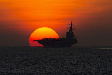 MIDEAST-SECURITY-GULF-CARRIER