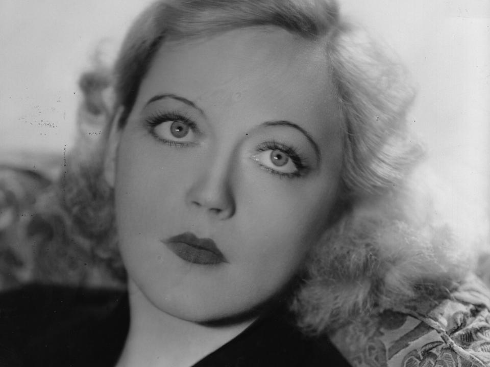 <p>The real-life Marion Davies, who is played by Amanda Seyfried in 'Mank'</p>Getty Images