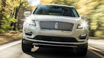 """<p><strong>Lincoln: MKC</strong></p> <p>The <a href=""""https://www.autoblog.com/2017/11/21/2019-lincoln-mkc-crossover-luxury-perks-continental-grille/"""" data-ylk=""""slk:Lincoln MKC"""" class=""""link rapid-noclick-resp"""">Lincoln MKC</a> has been completely replaced by the <a href=""""https://www.autoblog.com/2019/10/01/2020-lincoln-corsair-first-drive/"""" data-ylk=""""slk:new Lincoln Corsair."""" class=""""link rapid-noclick-resp"""">new Lincoln Corsair.</a> The alphanumeric names are out, and the creative real names are in over at Lincoln. Lincoln built the MKC off the Escape platform, and that continues in 2020 as the new Corsair is built off the <a href=""""https://www.autoblog.com/2019/10/23/2020-ford-escape-review/"""" data-ylk=""""slk:redesigned Escape bones"""" class=""""link rapid-noclick-resp"""">redesigned Escape bones</a>. There isn't much to be sad about here, as the Corsair is a much better car and name than MKC ever was. Plus, the Corsair adds <a href=""""https://www.autoblog.com/2019/11/20/2021-lincoln-corsair-grand-touring-plug-in-hybrid-revealed-la-auto-show/"""" data-ylk=""""slk:electrification options"""" class=""""link rapid-noclick-resp"""">electrification options</a> where the MKC had nothing to offer.</p>"""
