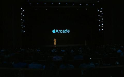 Apple Arcade - Credit: Apple