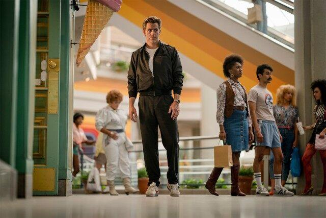 Wonder Woman 1984, Chris Pine