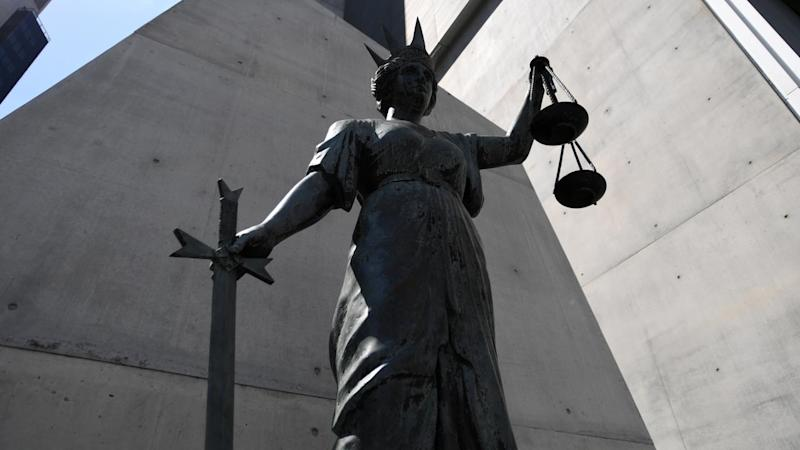 A woman accused of killing her partner will be tried by judge-alone because of the coronavirus