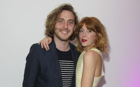 Seann Walsh and Rebecca Humphries - Credit: Dan Wooller/REX/Shutterstock