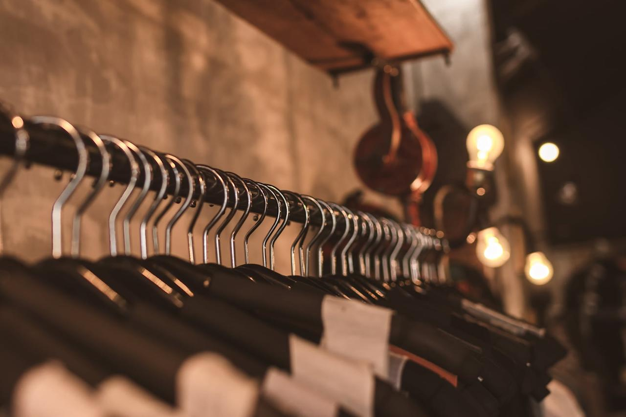 <p>Metal-wire hangers often get caught on recycling equipment, resulting in massive damage to the recycling system. Plastic and wood hangers are simply not recyclable.</p>