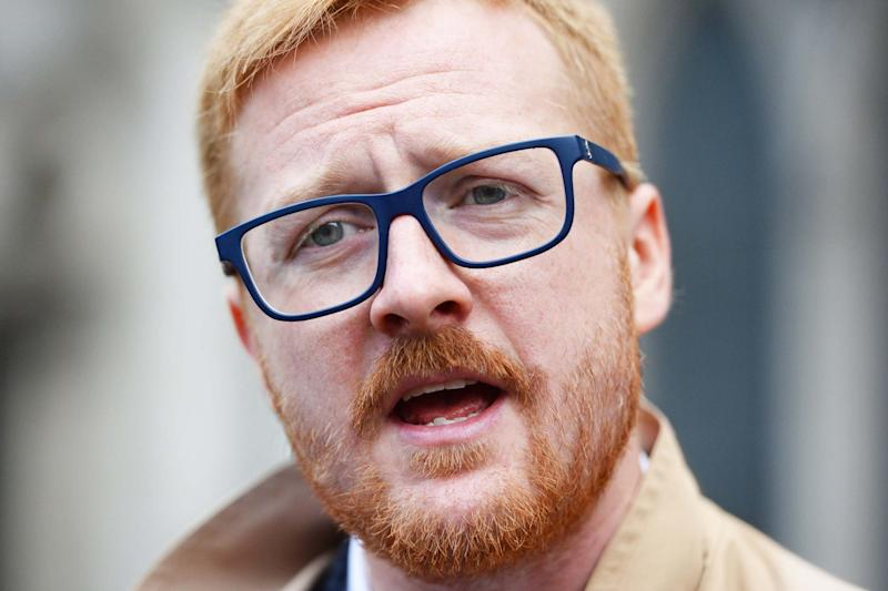 Labour MP Lloyd Russell-Moyle has urged Labour to back Remain. (PA)
