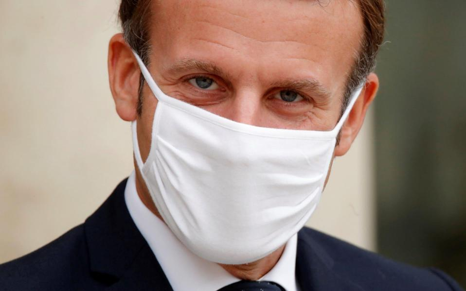 Macron will set out the measures later on Wednesday - Reuters