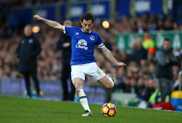 <p>Leighton Baines – Everton (WhoScored.com rating 7.12)<br> Already capped 30 times, Baines has not featured since 2015, but might fancy his chances this time round with injuries and lack of game time for Danny Rose and Luke Shaw. He's behind only James Milner (14) and Nathaniel Clyne (12) for key passes (11) in 2017 of English defenders in the Premier League, with 39 tackles and interceptions this season. </p>