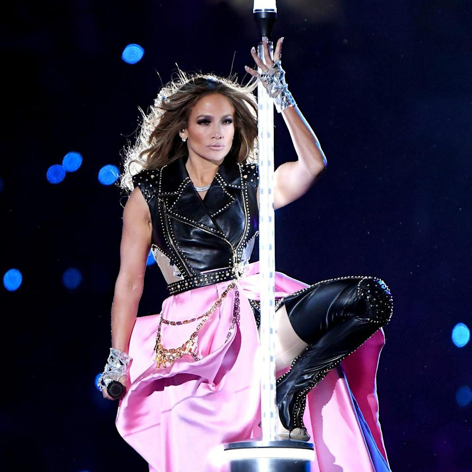 <p>The one good thing to come out of 2020: J.Lo's (and Shakira's!) performance at the Super Bowl halftime show. (TBH, this whole gallery could just be dedicated to the looks she served on that stage, okay!!)</p>