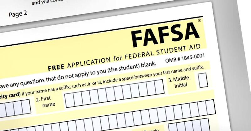 Early FAFSA start may help families save on college