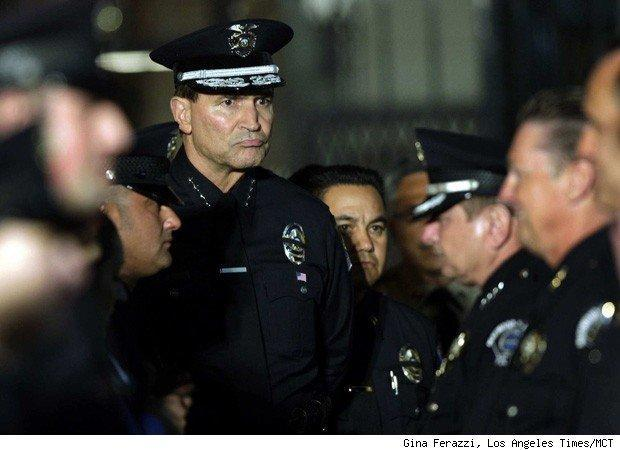 Bell police chief sues severance