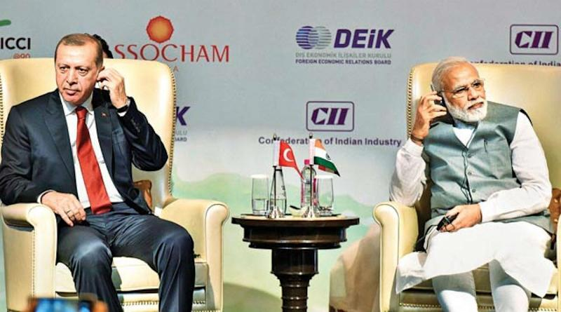 Turkish President Recep Tayyip Erdoğan's Comments on Delhi Violence 'Factually Inaccurate, Driven by Political Agenda', Says MEA