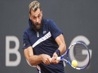 Coronavirus outbreak: Benoit Paire allowed to compete at Hamburg Open despite two positive tests