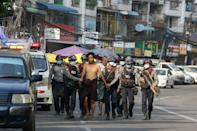 The last 100 days has seen Myanmar plunge into chaos as the army struggles to control widespread opposition to its rule