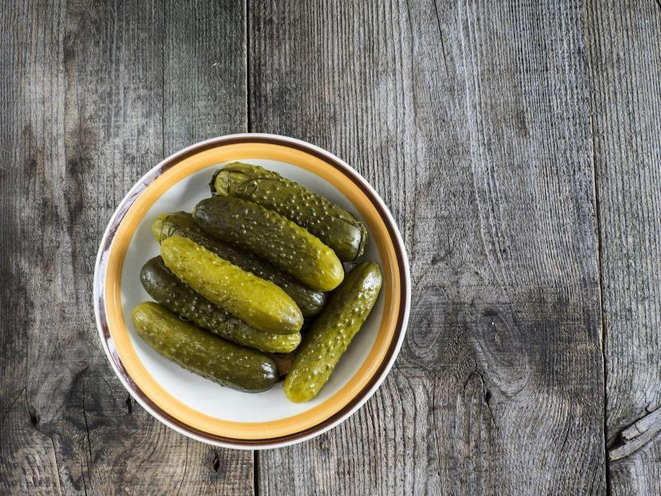 <p>Connecticut's most famous food law is actually a myth: Despite what you've heard, there is no law that a pickle must bounce to qualify as our beloved salty snack.</p>
