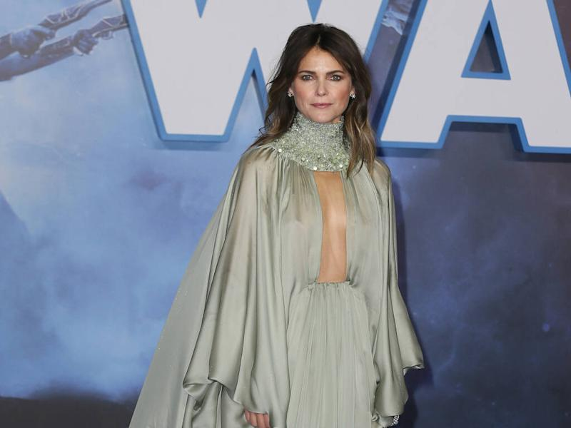 Keri Russell doesn't like to be 'the main attraction' at red carpet events