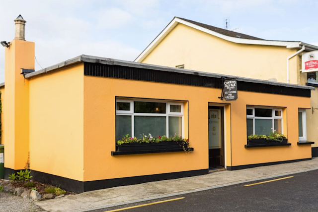 <p>What better place to enjoy a brew than in your own private pub in the southeastern Irish village of Aglish? The converted authentic Irish village pub, with two bedrooms, can be all yours for $143 a night. (Airbnb) </p>
