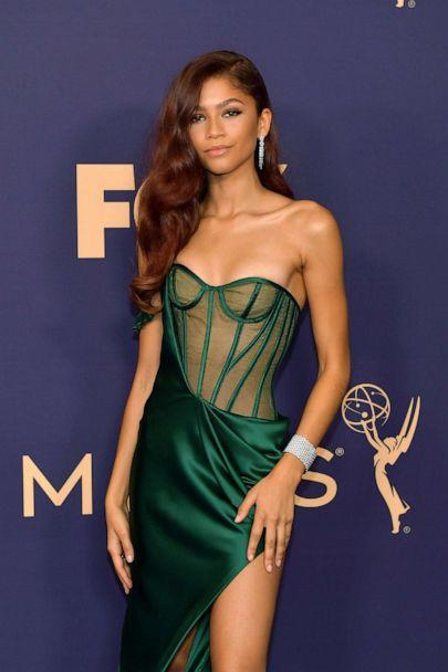 PHOTO: Zendaya attends the 71st Emmy Awards at Microsoft Theater on September 22, 2019, in Los Angeles. (Matt Winkelmeyer/Getty Images)