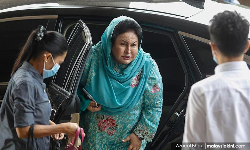 Fake agreement drawn up to conceal bribes to Rosmah - prosecution