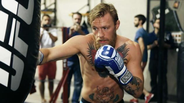 McGregor recently obtained a Californian boxing licence. Pic: Twitter
