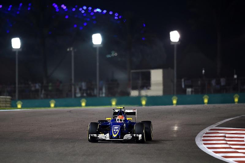 Nasr replaces Gunther in Dragon FE team