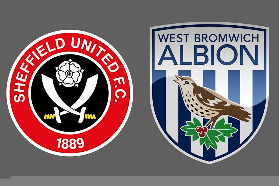 Sheffield United-West Bromwich Albion