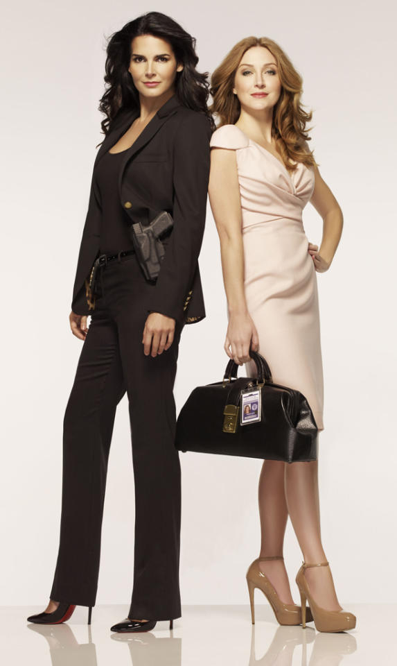 "<P><B>""Rizzoli & Isles"" (TNT)</b><br> <br><B>Returns June 5 </b> <br> <br>The titular ladies were at odds at the end of Season 2, with Jane having to shoot and kill Maura's biological father in the line of duty (and to protect Maura). Nothing says you love your BFF like gunning down her dad. Still, they have to work together, so they'll be dealing with that as Season 3 gets under way. </P>"