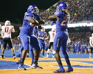 Boise State, Oregon State both lose starting tackles to injury