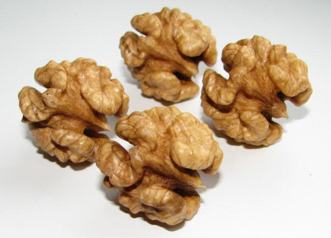 Walnuts are good for brain health