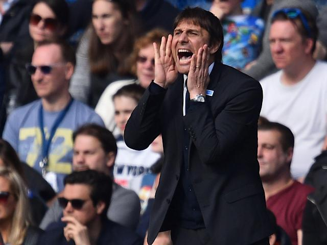 Conte has said he will be at Chelsea next season: Getty