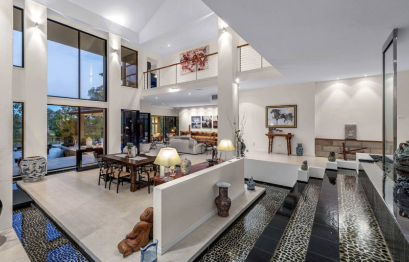 111 Lather Road, Bellbowrie in Queensland. Source: Realestate.com.au