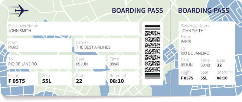 Your Boarding Pass Could Get You Hacked Here S How